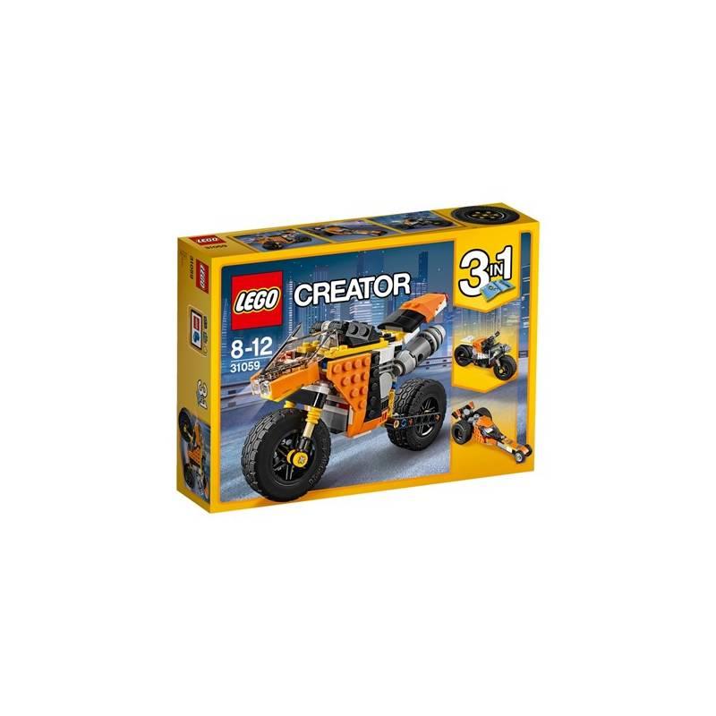 Stavebnica LEGO® CREATOR 31059 Silniční motorka