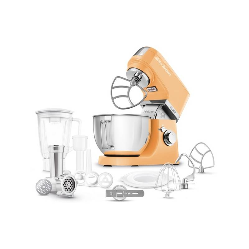 Kuchynský robot Sencor STM 6353OR oranžový + Doprava zadarmo