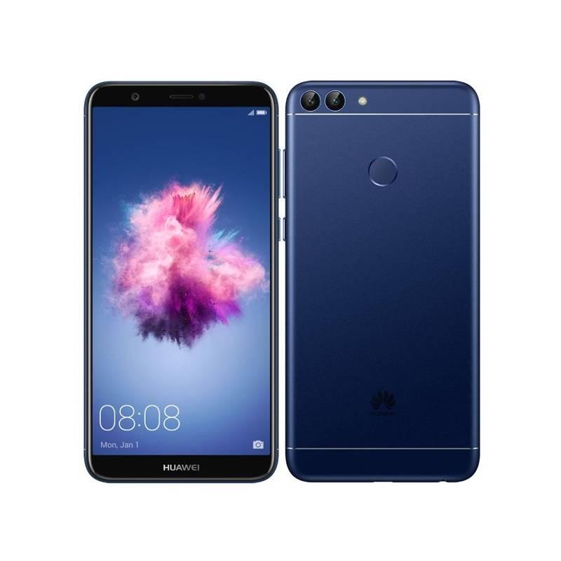 Mobilný telefón Huawei P smart Dual SIM (SP-PSMDSLOM) modrý Software F-Secure SAFE, 3 zařízení / 6 měsíců (zdarma) + Doprava zadarmo