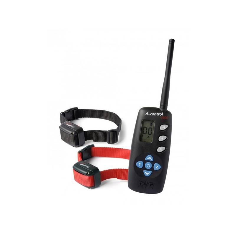 Obojok elektronický / výcvikový Dog Trace d-control 1602 - pro 2 psy