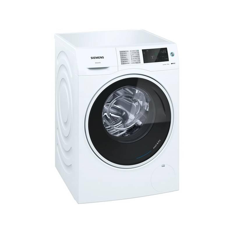 Automatická pračka se sušičkou Siemens WD14U540EU bílá