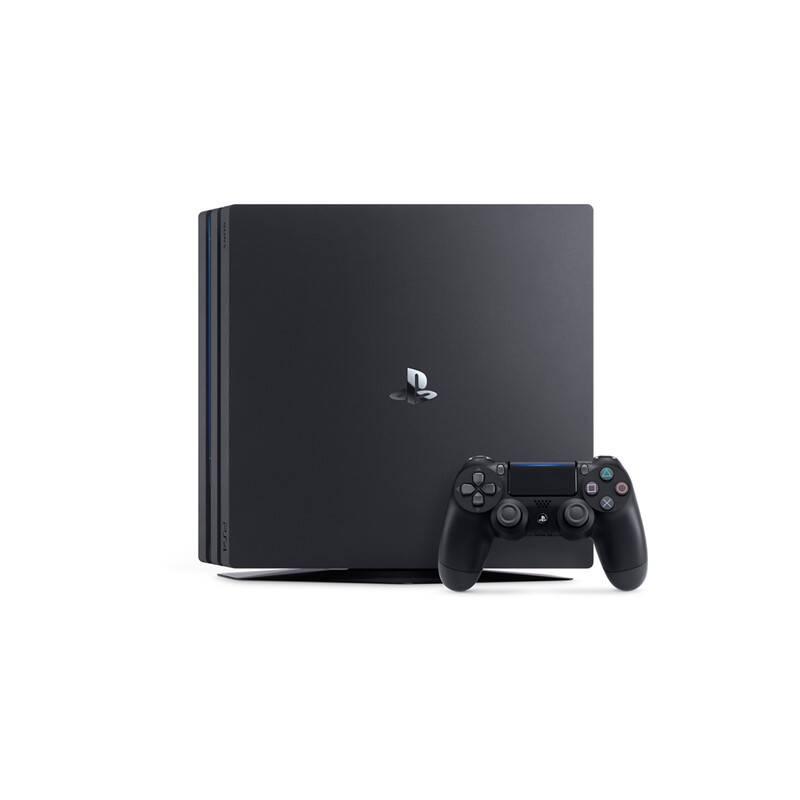 Herní konzole Sony PlayStation 4 Pro 1TB (PS719753414) černá