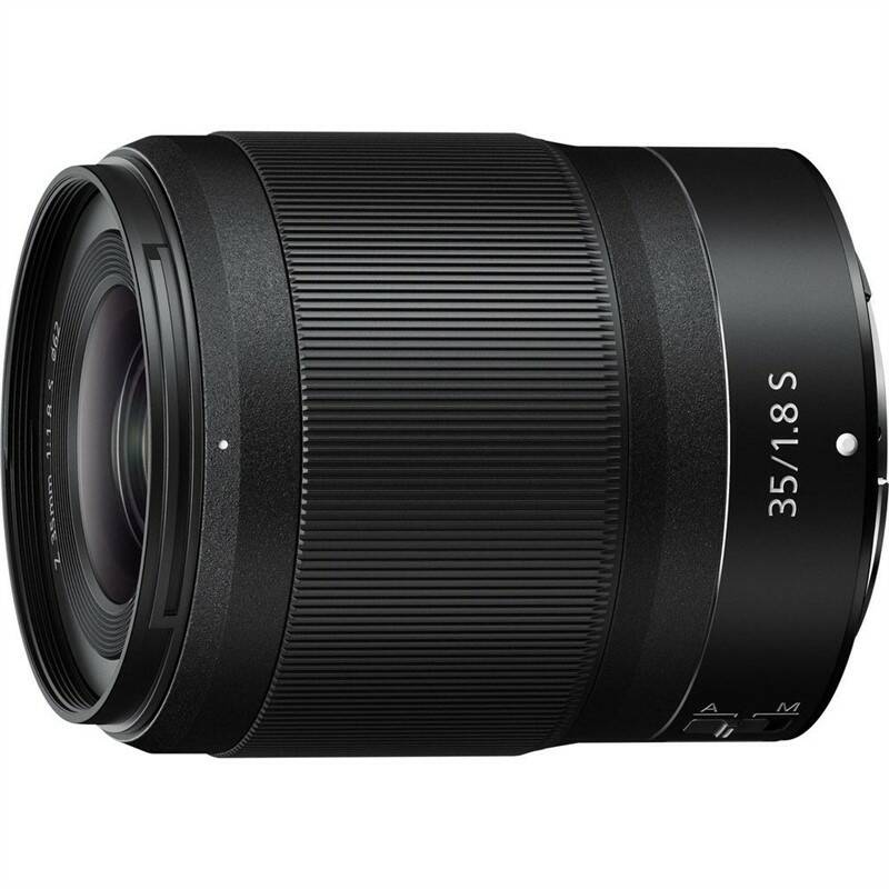 Objektív Nikon NIKKOR Z 35 mm f/1.8 S čierny + Doprava zadarmo