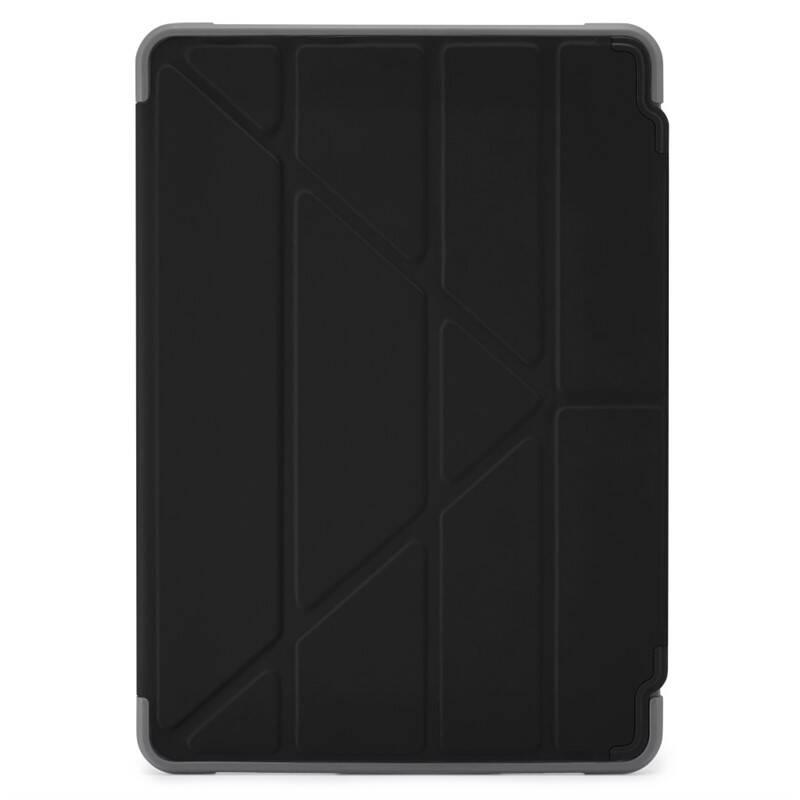 """Puzdro na tablet Pipetto Origami Shield na Apple iPad 10,2"""" (2019/2020) čierny"""