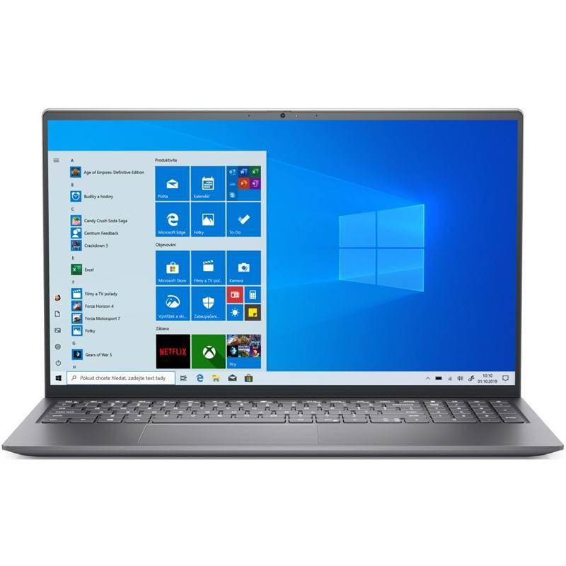 Notebook Dell Inspiron 15 (5510) (N-5510-N2-511S) strieborný + Doprava zadarmo