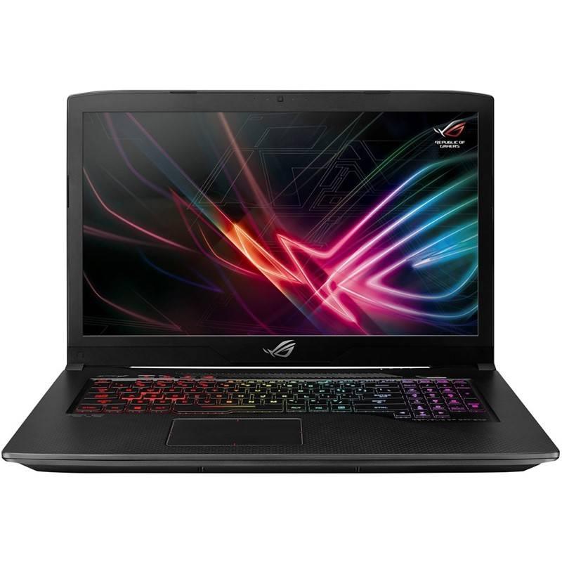 Notebook Asus ROG Strix GL703GE-EE047T (GL703GE-EE047T) čierny Software F-Secure SAFE, 3 zařízení / 6 měsíců (zdarma) + Doprava zadarmo