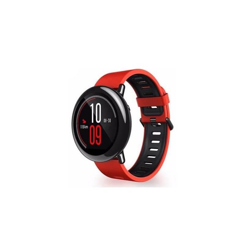 Chytré hodinky Xiaomi Huami Amazfit, Global (AMI399) červený
