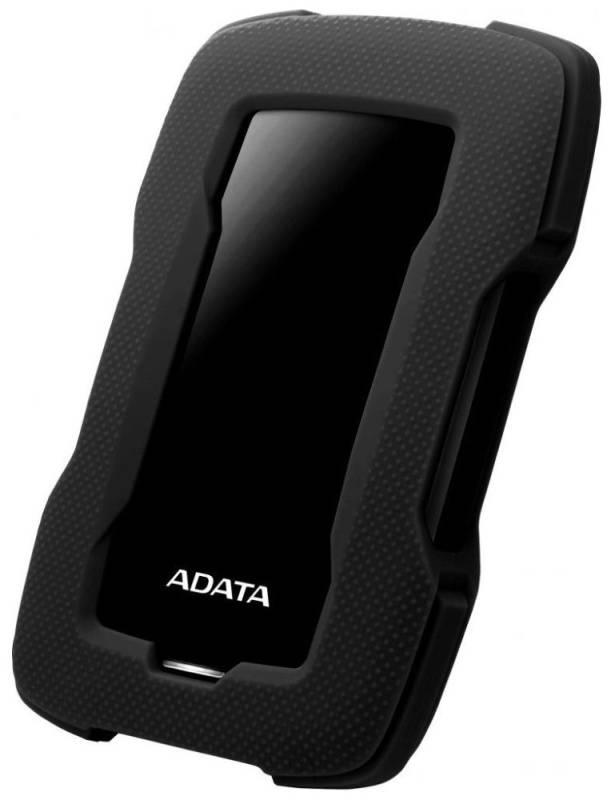 Externý pevný disk ADATA HD330 1TB (AHD330-1TU31-CBK) čierny