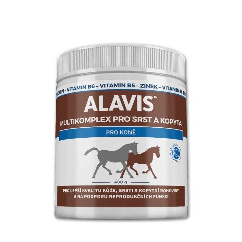Prášok Alavis Multikomplex pro srst a kopyta 400 g