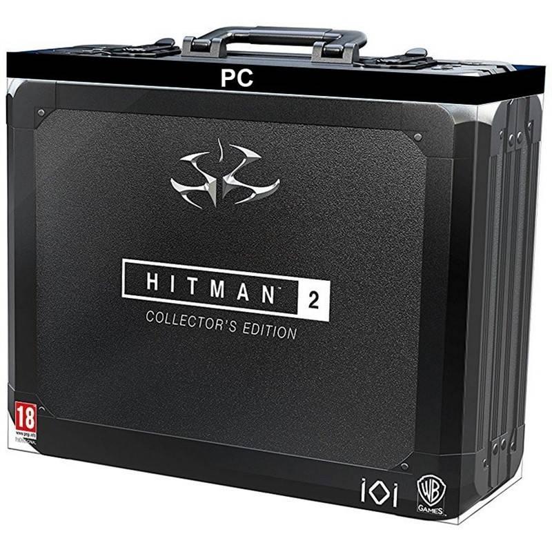 Hra Ostatní PC Hitman 2 Collectors Edition (5051892217910)