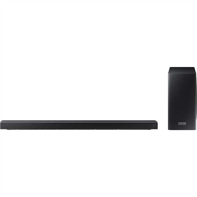 Soundbar Samsung HWQ70R čierny