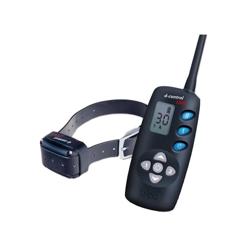 Obojok elektronický / výcvikový Dog Trace d-control 1000