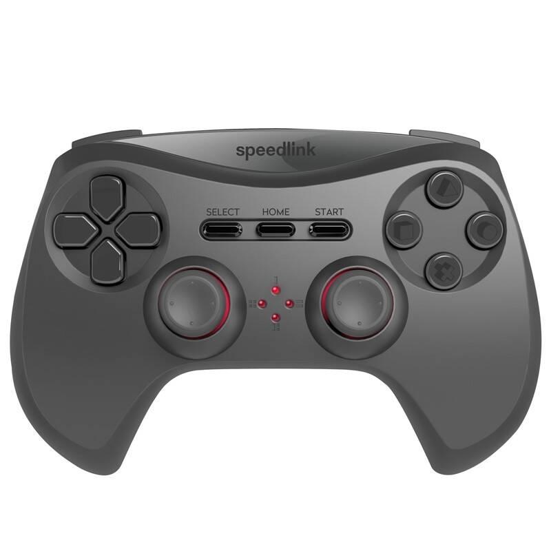 Gamepad Speed Link Strike NX Wireless, PS3 (SL-440401-BK-01)