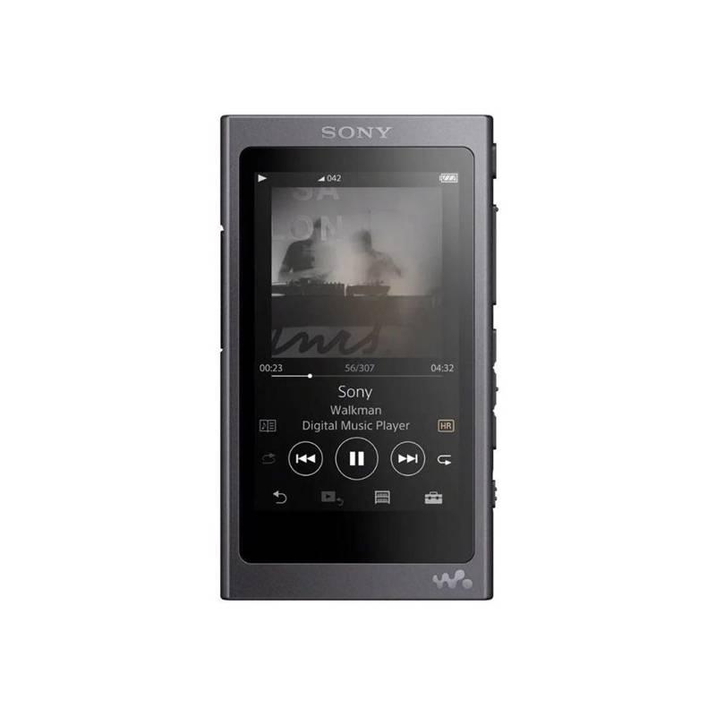 MP3 prehrávač Sony NW-A45B čierny
