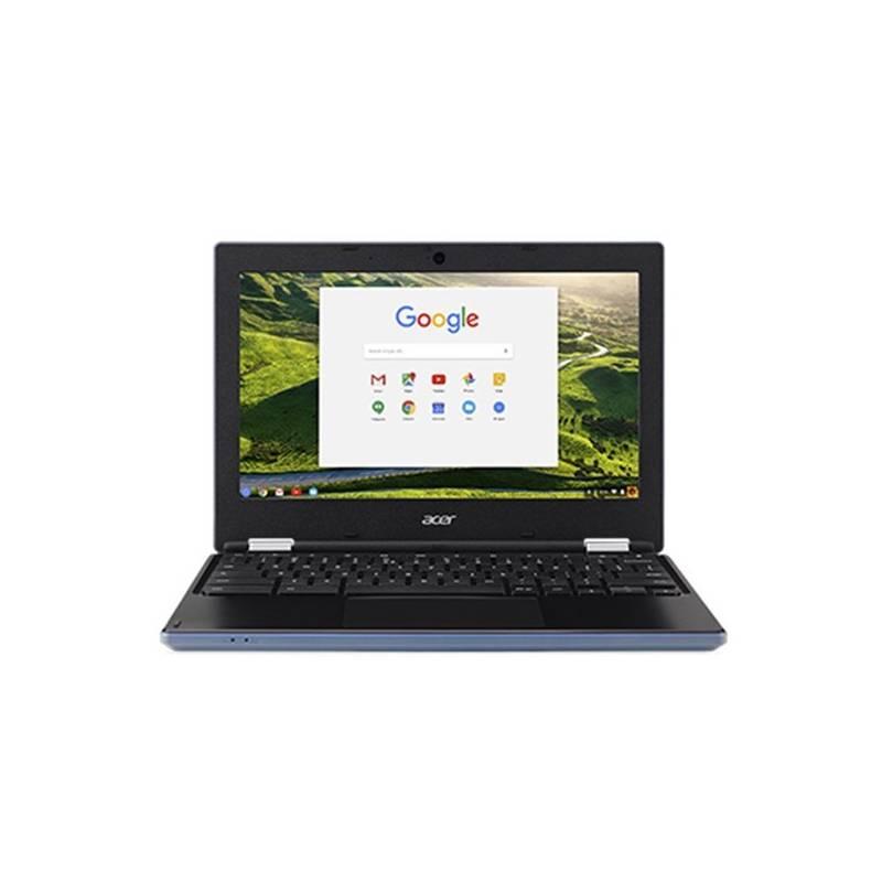 Notebook Acer Chromebook 11 (CB3-131-C7W4) (NX.GR3EC.001) modrý + Doprava zadarmo