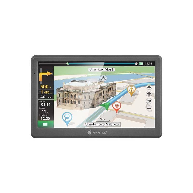 Navigačný systém GPS Navitel E700 (C2047024) čierna