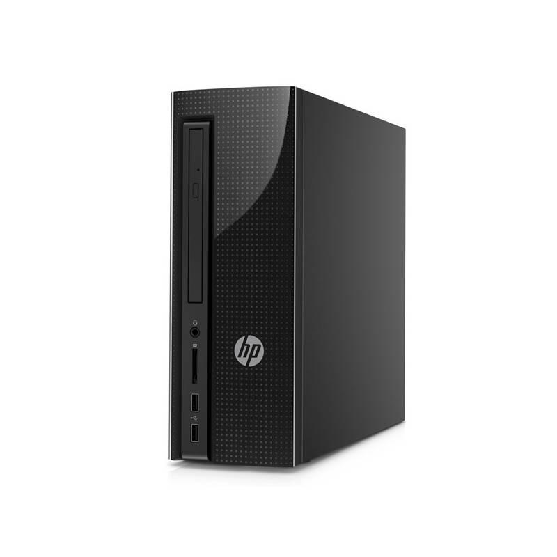 PC mini HP Slimline 260-a103nc (Y4K43EA#BCM) čierny Software F-Secure SAFE, 3 zařízení / 6 měsíců (zdarma) + Doprava zadarmo