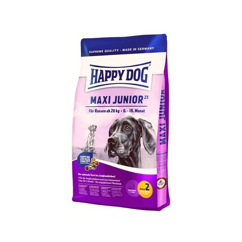 granule happy dog maxi junior gr 23 15 kg. Black Bedroom Furniture Sets. Home Design Ideas