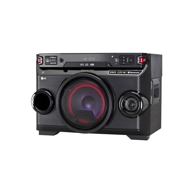 Párty reproduktor LG OM4560 čierny