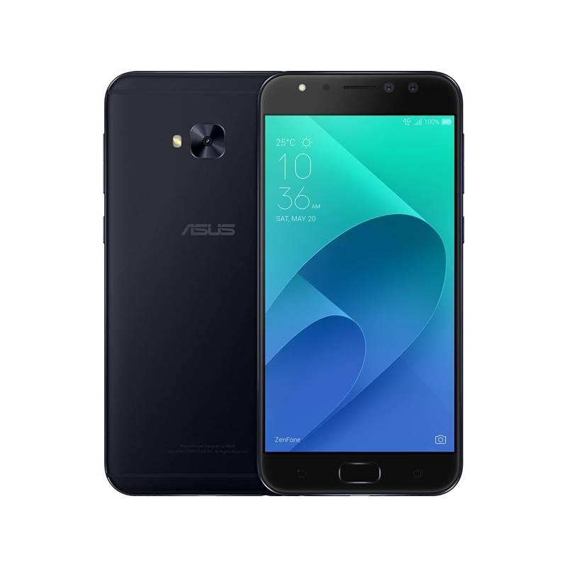 Mobilný telefón Asus ZenFone 4 Selfie Pro (ZD552KL-5A001WW) (ZD552KL-5A001WW) čierny Software F-Secure SAFE, 3 zařízení / 6 měsíců (zdarma) + Doprava zadarmo