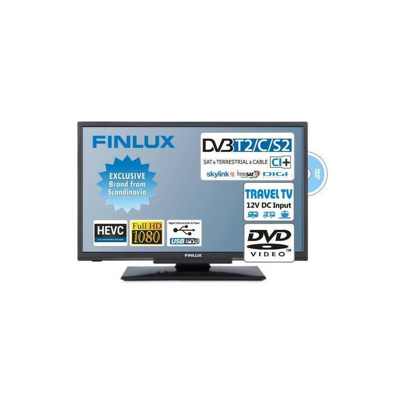Televízor Finlux 22FDMC4760 čierna + Doprava zadarmo
