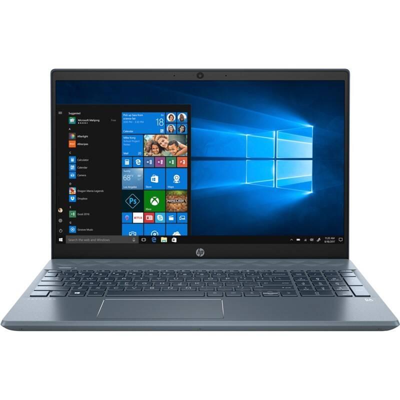 Notebook HP Pavilion 15-cs2000nc (6WJ04EA#BCM) modrý