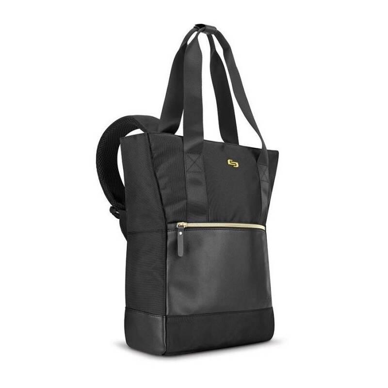 """Brašna na notebook SOLO NEW YORK Parker Hybrid Dámská taška/batoh na 15,6"""" (EXE801-4) čierna + Doprava zadarmo"""