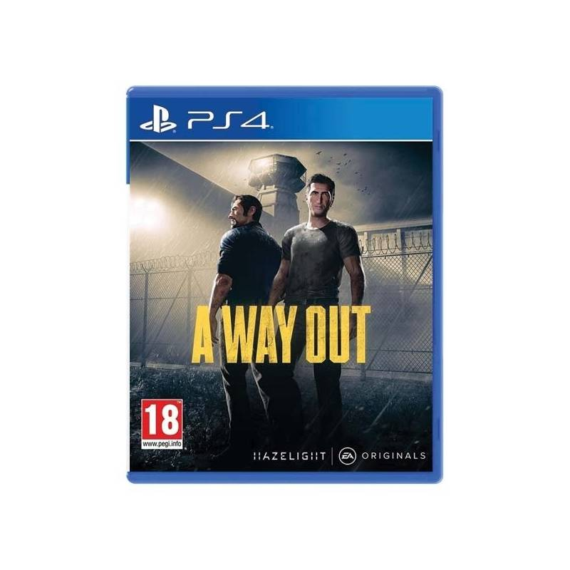 Hra EA PlayStation 4 A Way Out (EAP403501)