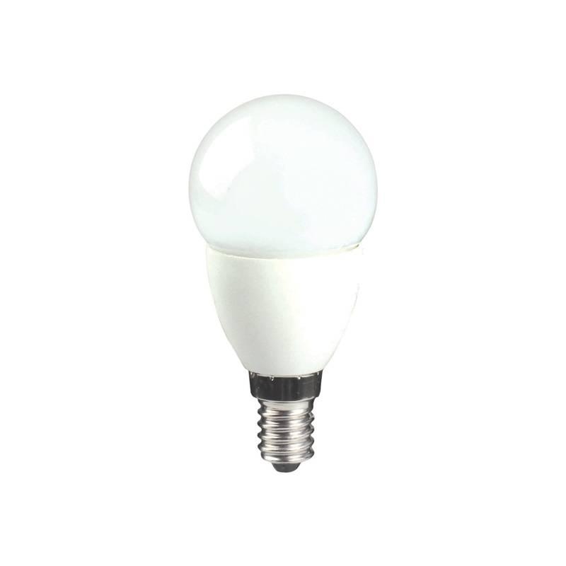LED žiarovka McLED klasik, 5,5W, E14, teplá bílá