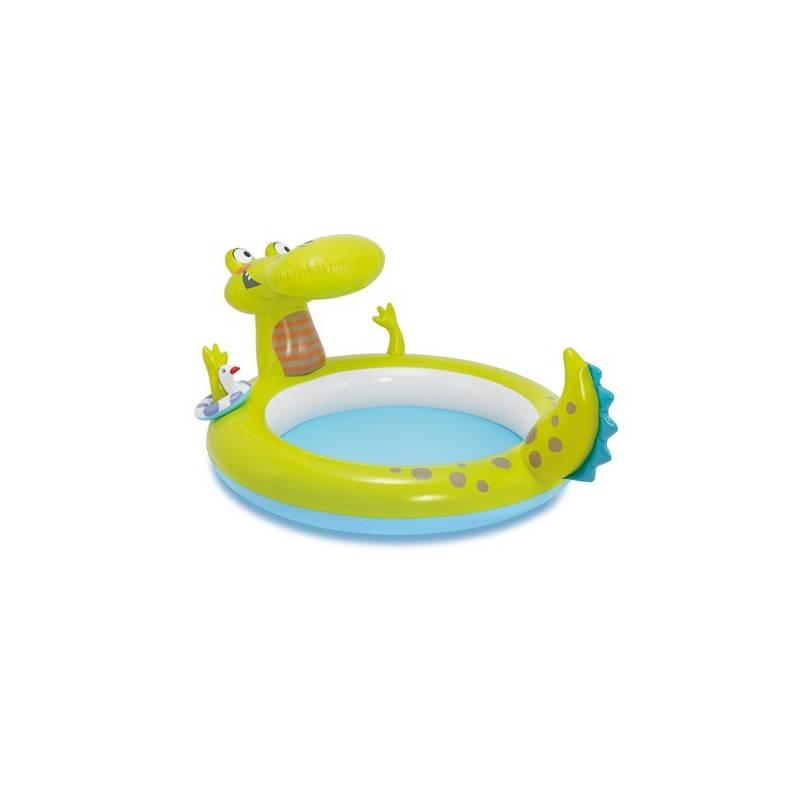 Bazén Intex Krokodýl s vodopádem, 57431