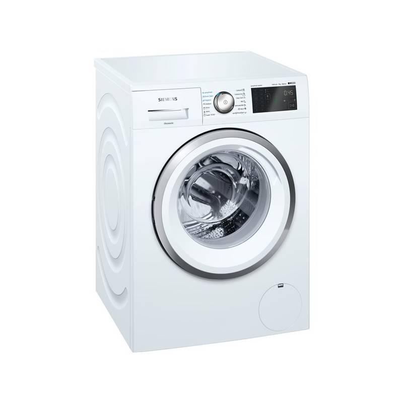 Automatická práčka Siemens WM14T761BY biela + Doprava zadarmo