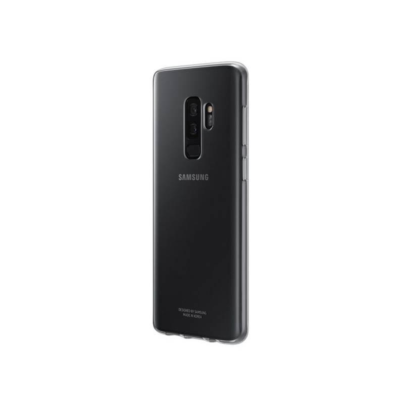 Kryt na mobil Samsung Clear Cover pro Galaxy S9 Plus (EF-QG965TTEGWW) priehľadný