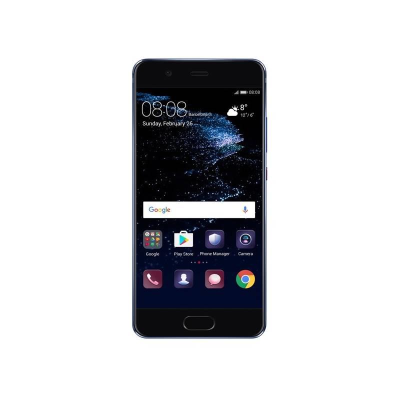 Mobilný telefón Huawei P10 Dual SIM (SP-P10DSLOM) modrý Software F-Secure SAFE, 3 zařízení / 6 měsíců (zdarma) + Doprava zadarmo
