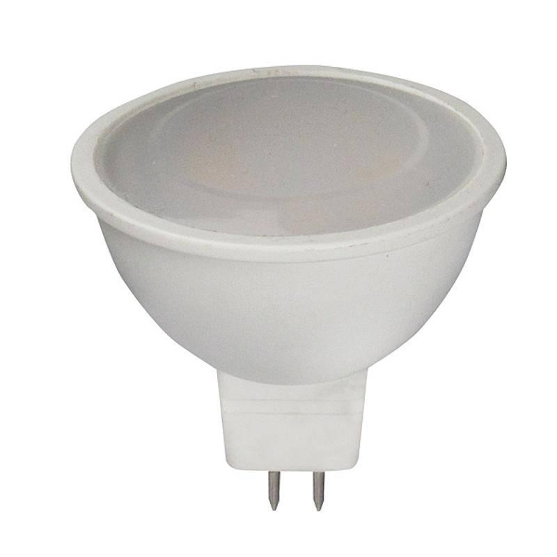 LED žiarovka McLED bodová, 4W, GU5.3, teplá bílá (430953)