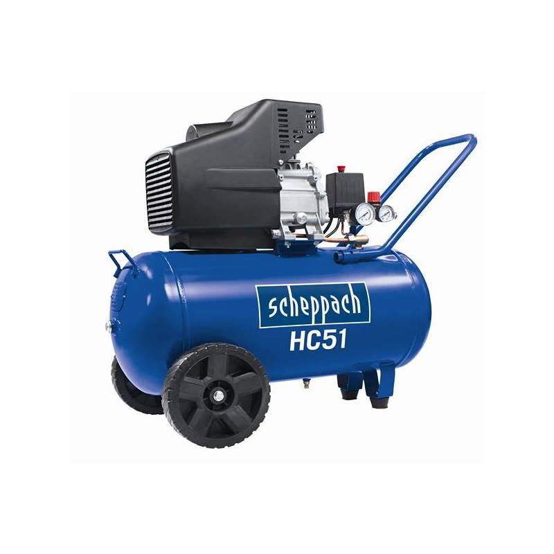Kompresor Scheppach HC 51 + Doprava zadarmo