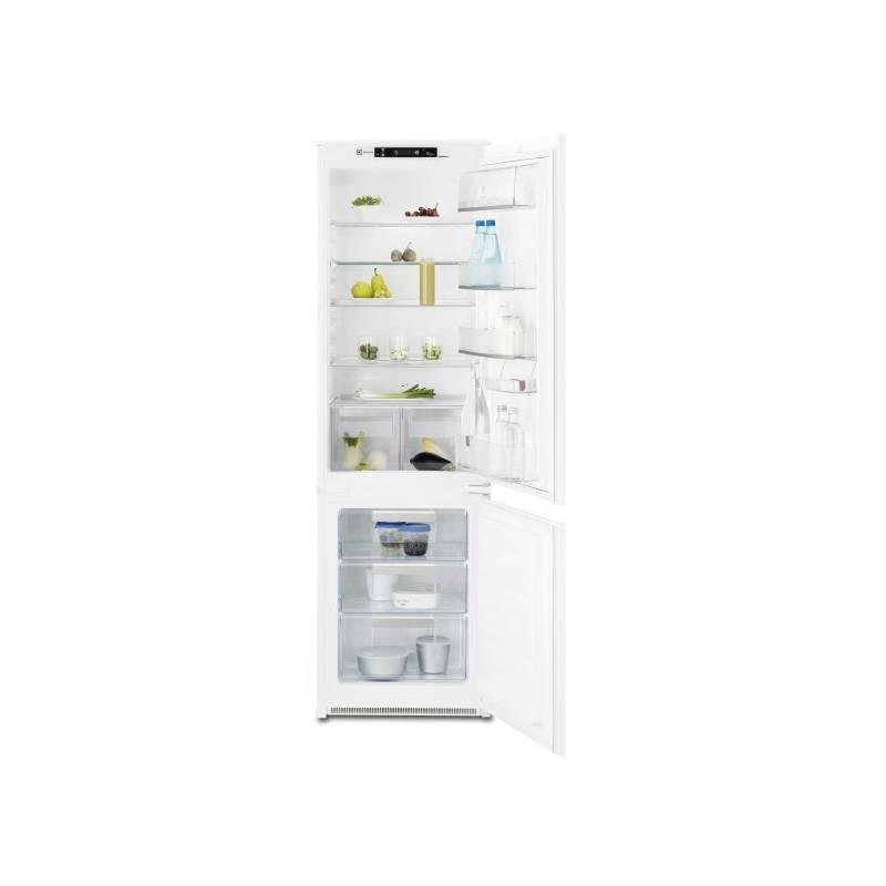 Kombinácia chladničky s mrazničkou Electrolux ENN2803COW + Doprava zadarmo