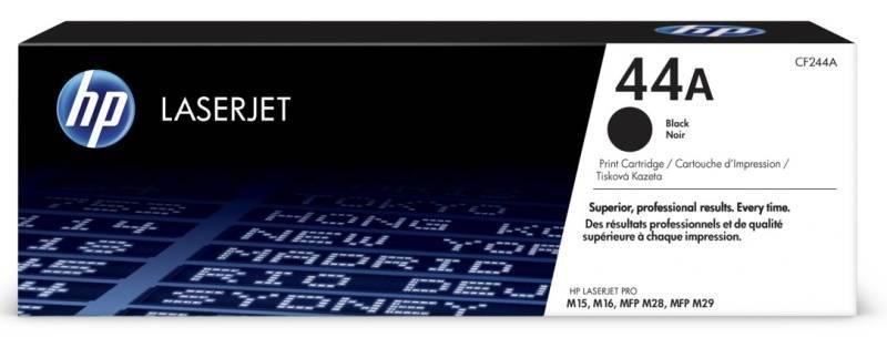 Toner HP 44A, 1000 stran (CF244A) čierny + Doprava zadarmo