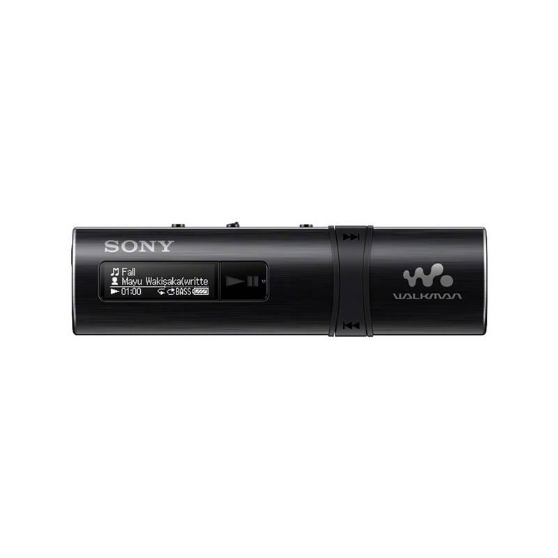 MP3 prehrávač Sony NWZ-B183B čierny