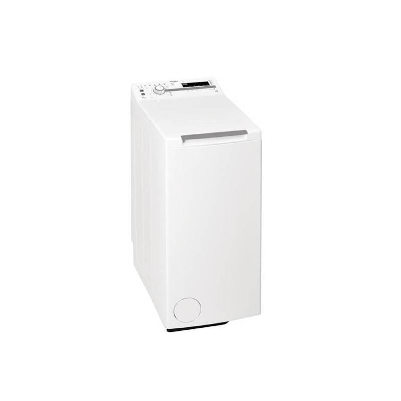 Automatická pračka Whirlpool TDLR 60110 bílá + Whirlpool 5 let záruka