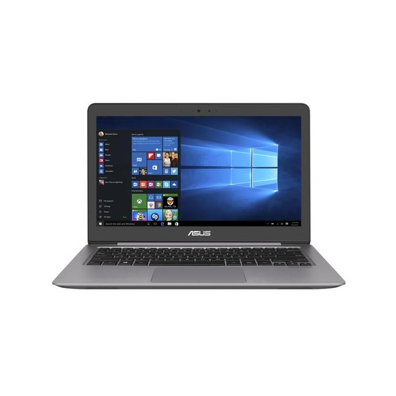 Notebook Asus Zenbook UX310UA-FC892T (UX310UA-FC892T) sivý Software F-Secure SAFE, 3 zařízení / 6 měsíců (zdarma) + Doprava zadarmo