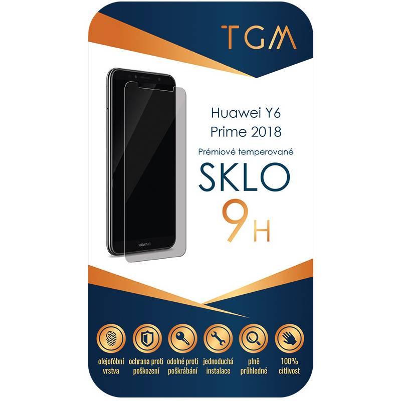 Ochranné sklo TGM pro Huawei Y6 Prime (2018) (TGM-HUAY6PRI18)