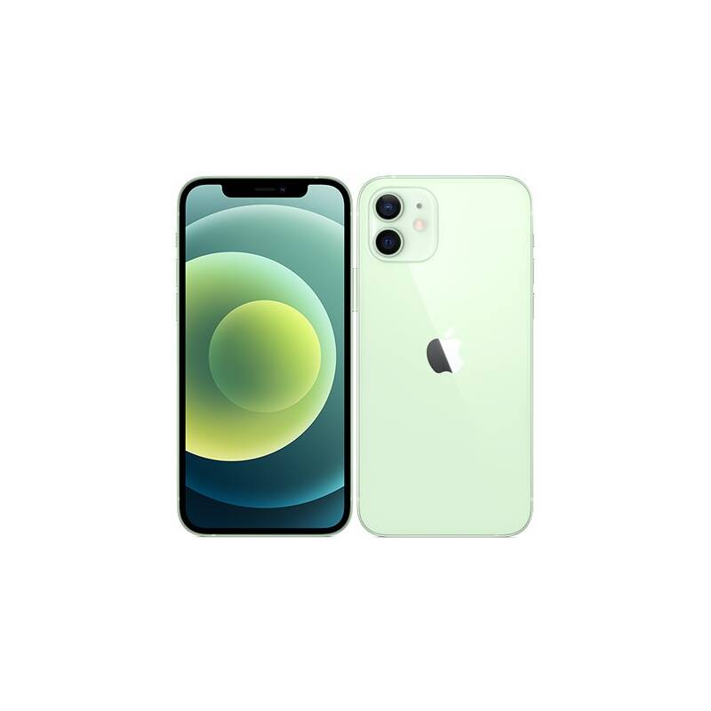 Mobilný telefón Apple iPhone 12 mini 128 GB - Green (MGE73CN/A) + Doprava zadarmo