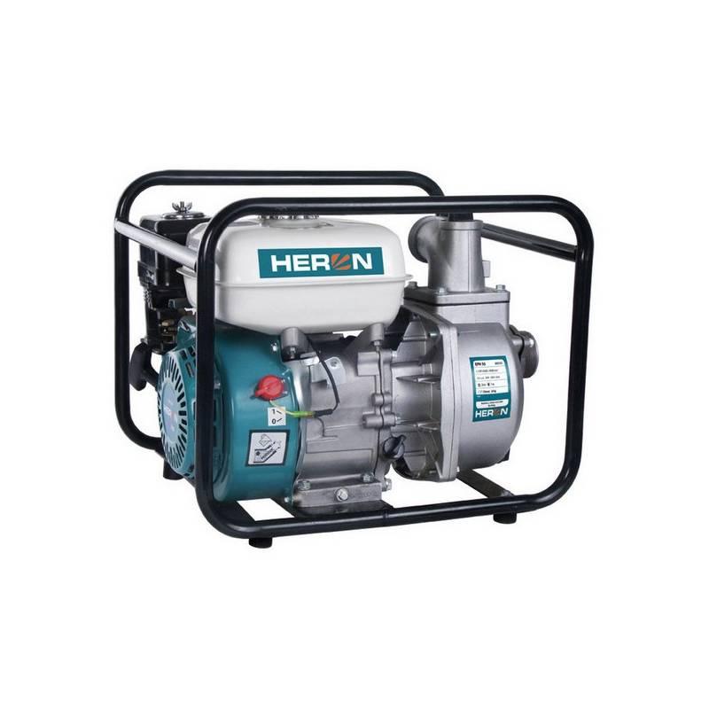 Čerpadlo motorové HERON 8895101 proudové 5,5 HP, EPH 50 modré/zelené + Doprava zadarmo