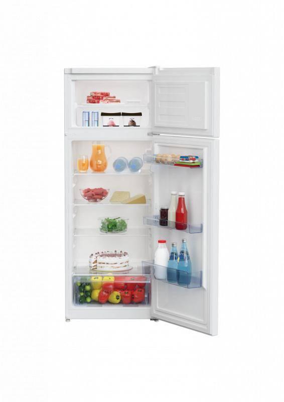 Chladnička Beko RDSA 240 K20W biela + Doprava zadarmo