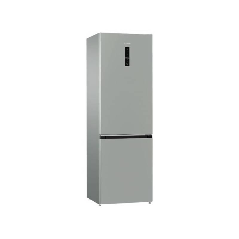 Kombinácia chladničky s mrazničkou Gorenje RK6193LX4 nerez + Extra zľava 10 % | kód HOR2027 + Doprava zadarmo