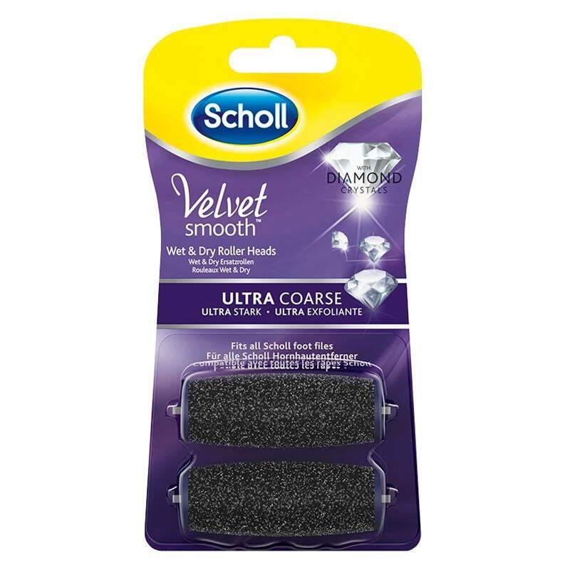 Náhrady Scholl Velvet Smooth 2 ks Ultra hrubé