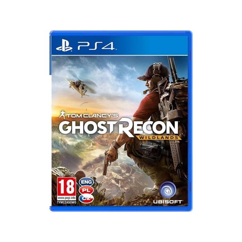 Hra Ubisoft PlayStation 4 Tom Clancy's Ghost Recon: Wildlands (3307215913062)