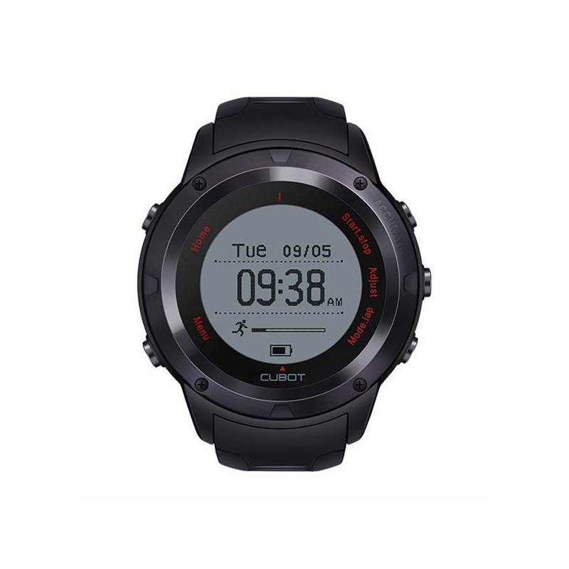Chytré hodinky CUBOT F1 (ACU036) čierny