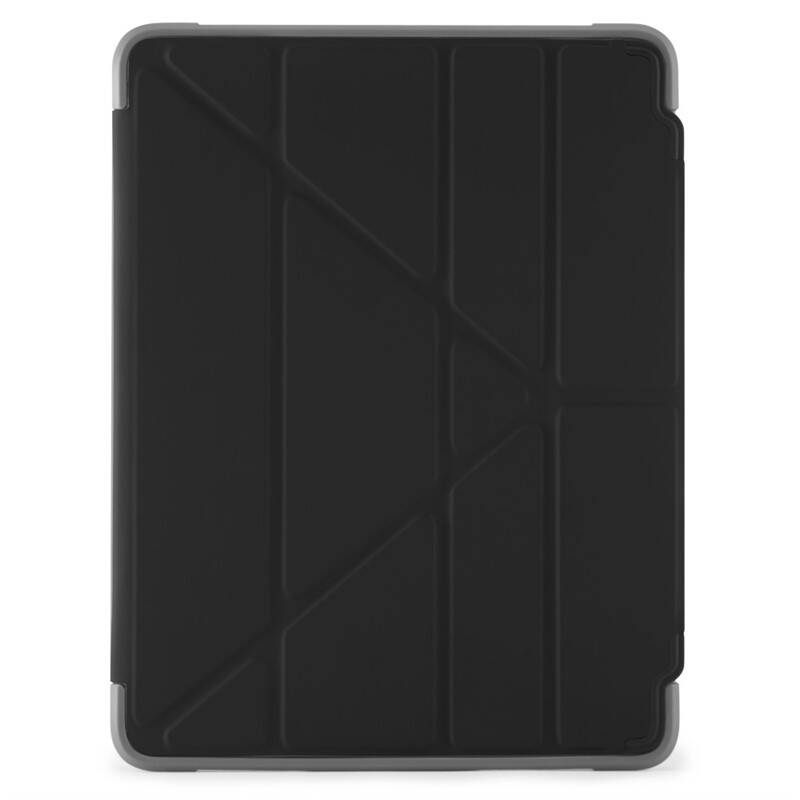 """Púzdro na tablet Pipetto Origami Pencil Shield na Apple iPad 10,2"""" (2019/2020) čierny + Doprava zadarmo"""