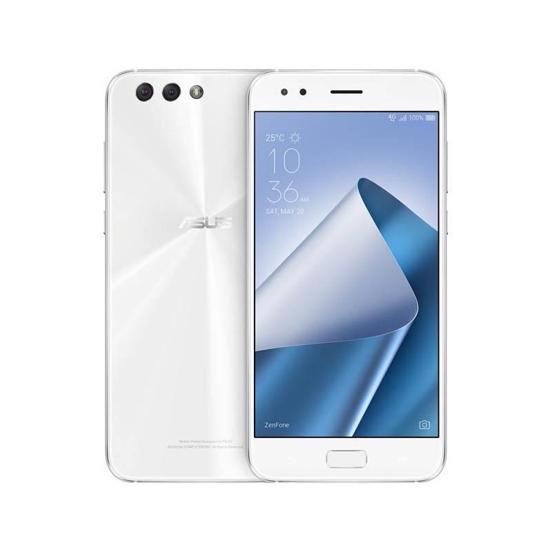 Mobilný telefón Asus ZenFone 4 (ZE554KL-6B011WW) (ZE554KL-6B011WW) biely Software F-Secure SAFE, 3 zařízení / 6 měsíců (zdarma) + Doprava zadarmo
